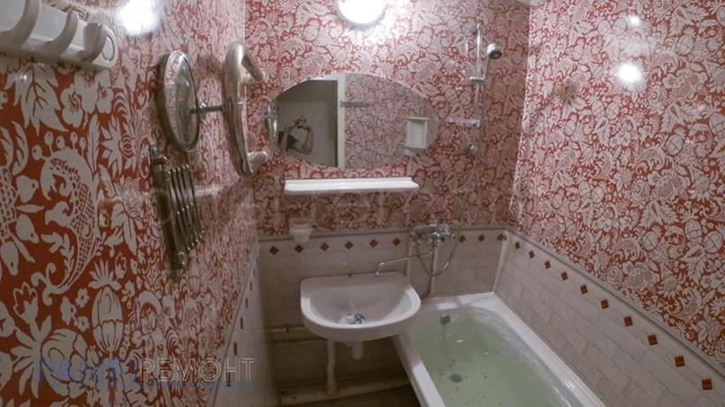 01. Ремонт ванной - После
