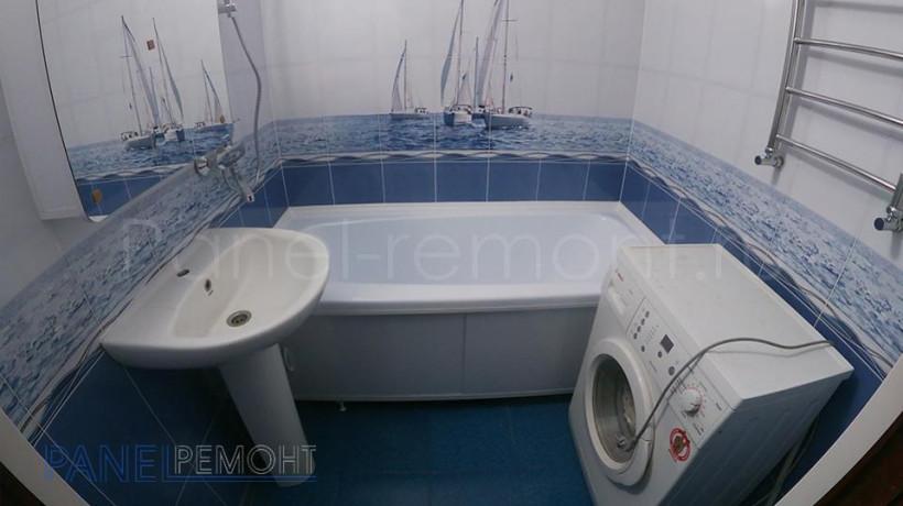 03. Ремонт ванной - После