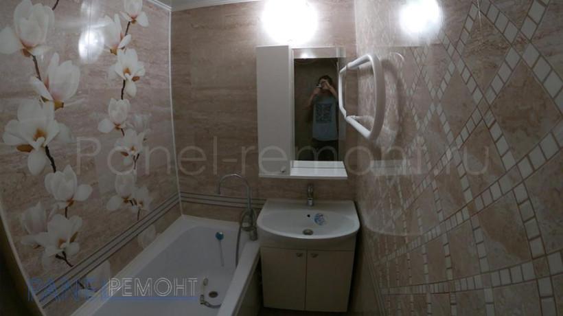 04. Ремонт ванной - После
