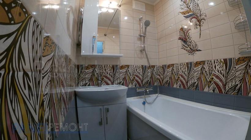 07. Ремонт ванной - После