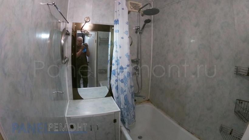 07. Ремонт ванной - До