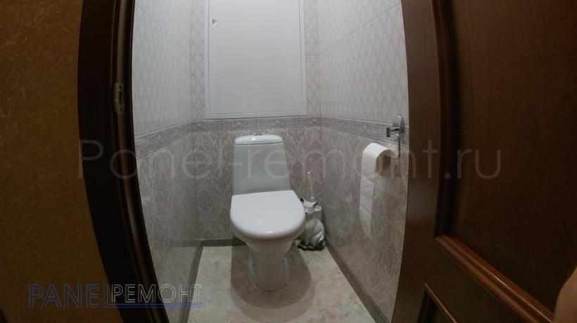 09. Ремонт туалета - После