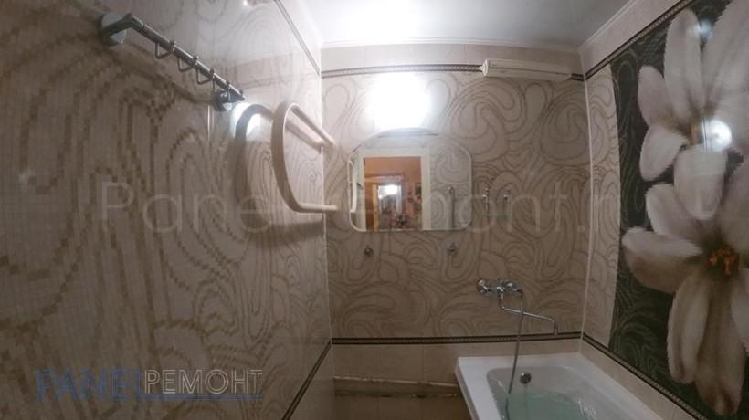 15. Ремонт ванной - После