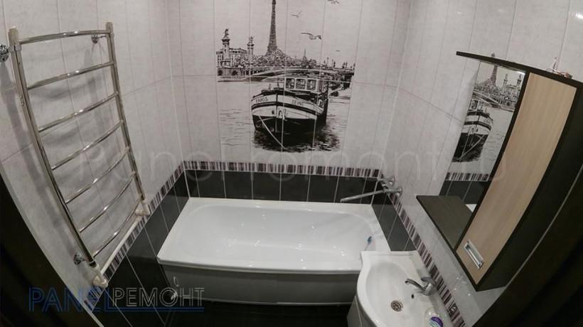 16. Ремонт ванной - После