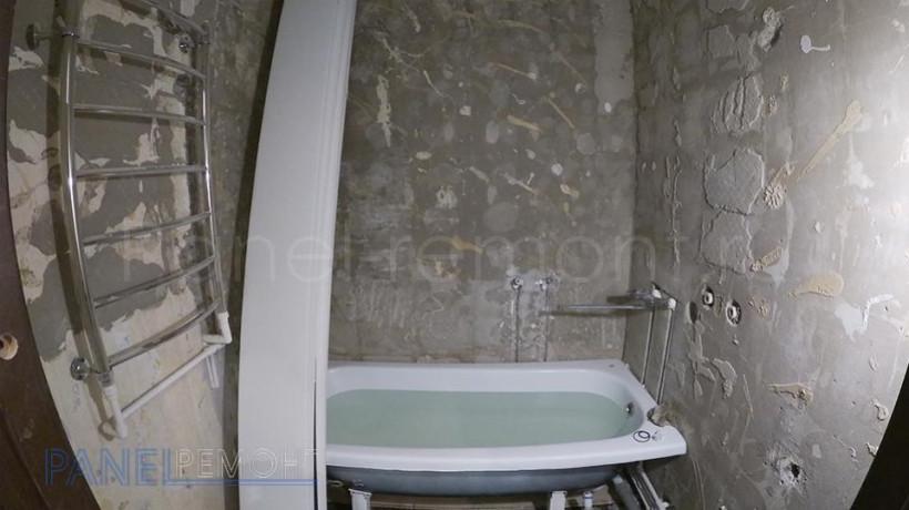16. Ремонт ванной - До