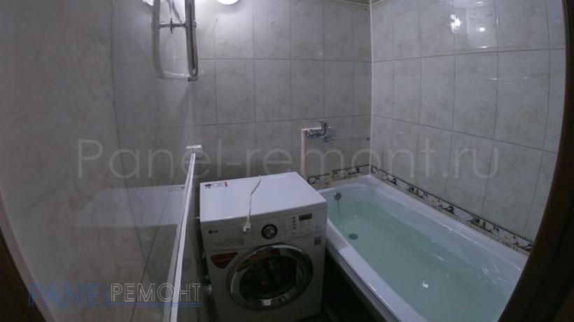 18. Ремонт ванной - После
