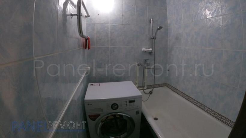 18. Ремонт ванной - До
