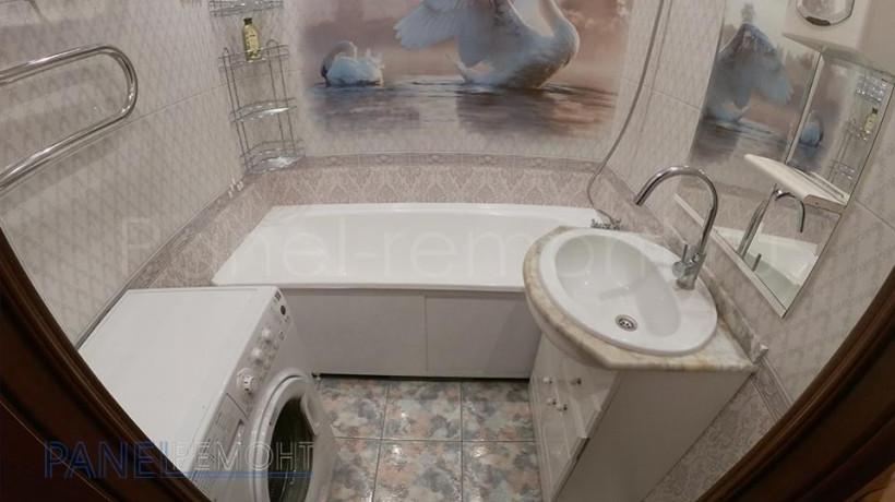 19. Ремонт ванной - После