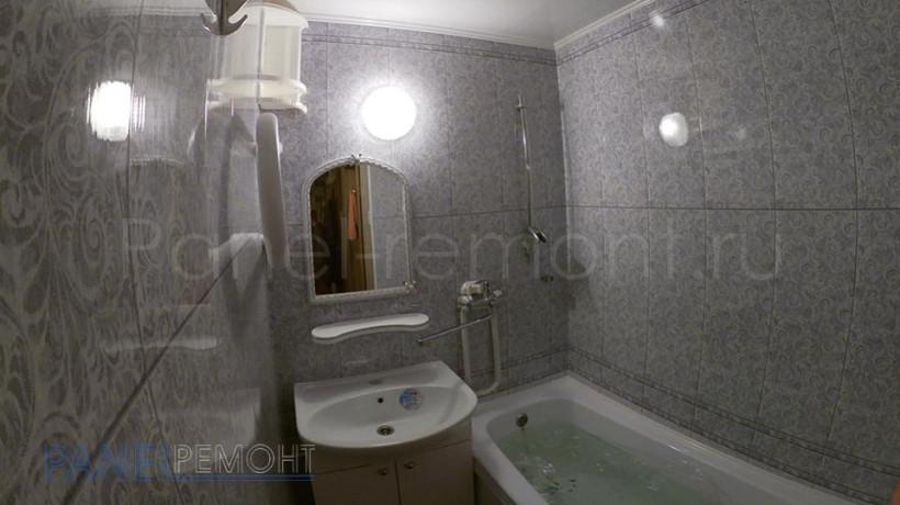 20. Ремонт ванной - После