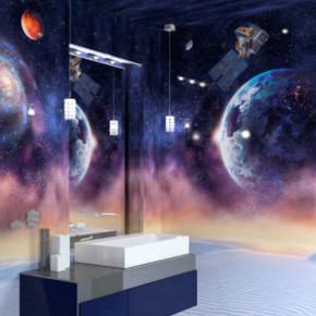 ПВХ-панель - Космос